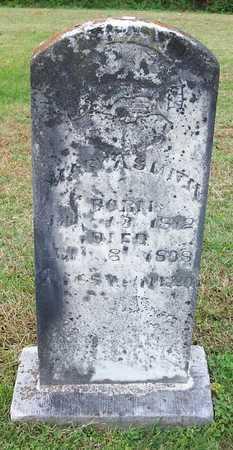 BECKETT SMITH, MARY ANN - Clinton County, Kentucky | MARY ANN BECKETT SMITH - Kentucky Gravestone Photos