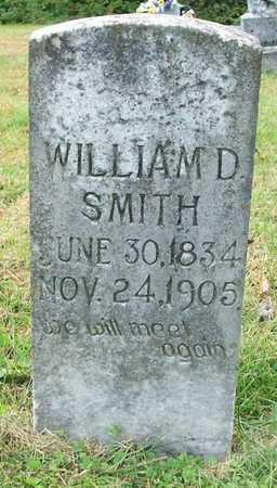 SMITH, WILLIAM D - Clinton County, Kentucky   WILLIAM D SMITH - Kentucky Gravestone Photos