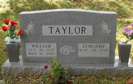 TAYLOR, WILLIAM - Clinton County, Kentucky | WILLIAM TAYLOR - Kentucky Gravestone Photos