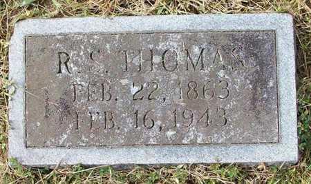 THOMAS, RATIO S - Clinton County, Kentucky | RATIO S THOMAS - Kentucky Gravestone Photos