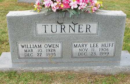 TURNER, WILLIAM OWEN - Clinton County, Kentucky | WILLIAM OWEN TURNER - Kentucky Gravestone Photos