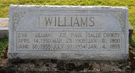 WILLIAMS, SALLIE - Clinton County, Kentucky | SALLIE WILLIAMS - Kentucky Gravestone Photos