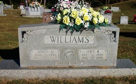 WILLIAMS, OTIS R - Clinton County, Kentucky   OTIS R WILLIAMS - Kentucky Gravestone Photos