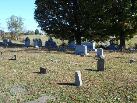 WRAY, CEMETERY VIEW 2 - Clinton County, Kentucky | CEMETERY VIEW 2 WRAY - Kentucky Gravestone Photos