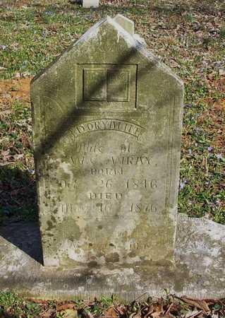WRAY, DORY ANN - Clinton County, Kentucky | DORY ANN WRAY - Kentucky Gravestone Photos