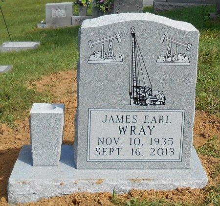 WRAY, JAMES EARL - Clinton County, Kentucky | JAMES EARL WRAY - Kentucky Gravestone Photos