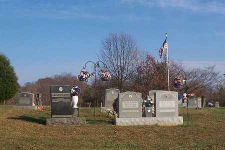 CEMETERY, VIEW - Cumberland County, Kentucky | VIEW CEMETERY - Kentucky Gravestone Photos