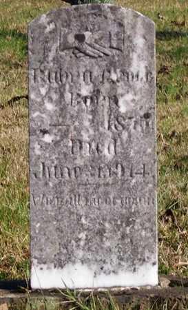 LONG GROCE, BARBARA - Cumberland County, Kentucky   BARBARA LONG GROCE - Kentucky Gravestone Photos