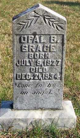 GROCE, OPAL B - Cumberland County, Kentucky | OPAL B GROCE - Kentucky Gravestone Photos