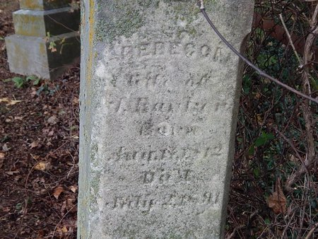 LANCASTER, REBECCA - Daviess County, Kentucky | REBECCA LANCASTER - Kentucky Gravestone Photos