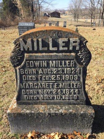 MILLER, EDWIN - Daviess County, Kentucky | EDWIN MILLER - Kentucky Gravestone Photos