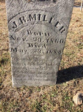 MILLER, J. R. - Daviess County, Kentucky | J. R. MILLER - Kentucky Gravestone Photos