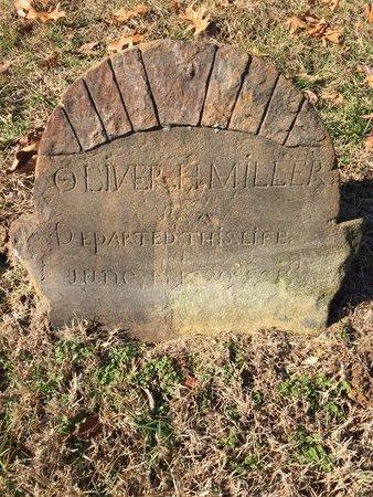 MILLER, OLIVER H. - Daviess County, Kentucky | OLIVER H. MILLER - Kentucky Gravestone Photos