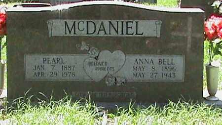 MCDANIEL, ANNA BELL - Daviess County, Kentucky | ANNA BELL MCDANIEL - Kentucky Gravestone Photos