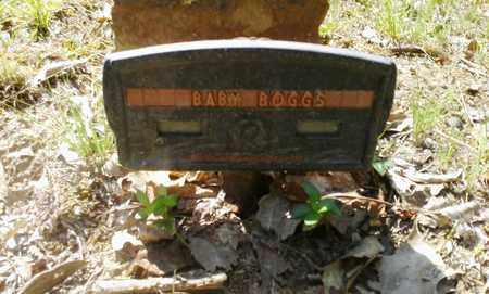 BOGGS, BABY - Elliott County, Kentucky | BABY BOGGS - Kentucky Gravestone Photos