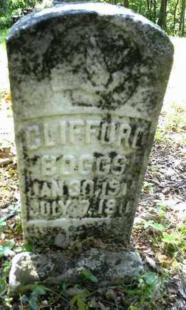 BOGGS, CLIFFORD - Elliott County, Kentucky | CLIFFORD BOGGS - Kentucky Gravestone Photos