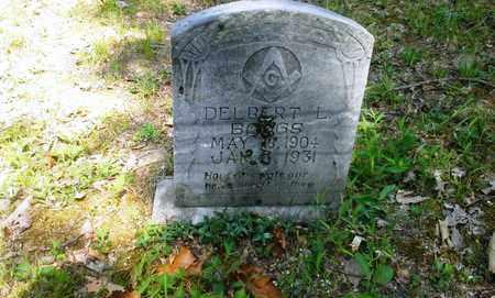 BOGGS, DELBERT - Elliott County, Kentucky | DELBERT BOGGS - Kentucky Gravestone Photos