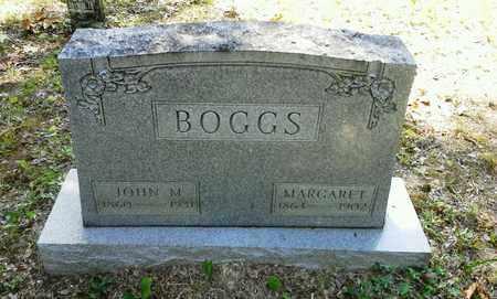 BOGGS, JOHN M - Elliott County, Kentucky | JOHN M BOGGS - Kentucky Gravestone Photos