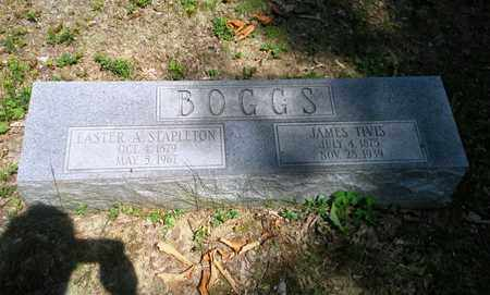 BOGGS, EASTER A - Elliott County, Kentucky | EASTER A BOGGS - Kentucky Gravestone Photos
