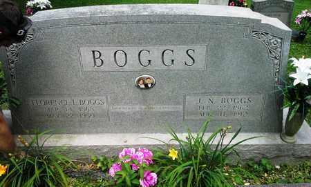BOGGS, J N - Elliott County, Kentucky | J N BOGGS - Kentucky Gravestone Photos