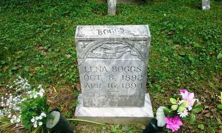 BOGGS, LENA - Elliott County, Kentucky | LENA BOGGS - Kentucky Gravestone Photos