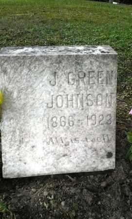 JOHNSON, J - Elliott County, Kentucky   J JOHNSON - Kentucky Gravestone Photos