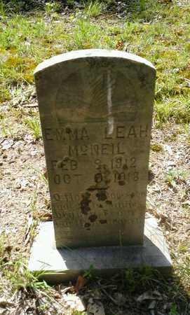 MCNEIL, EMMA LEAH - Elliott County, Kentucky | EMMA LEAH MCNEIL - Kentucky Gravestone Photos