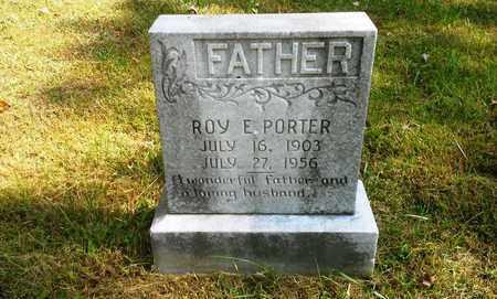 PORTER, ROY E - Elliott County, Kentucky | ROY E PORTER - Kentucky Gravestone Photos