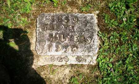 SALYERS, HARVE - Elliott County, Kentucky   HARVE SALYERS - Kentucky Gravestone Photos