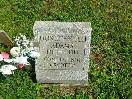 ADAMS, DOROTHY LEE - Fleming County, Kentucky | DOROTHY LEE ADAMS - Kentucky Gravestone Photos