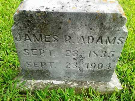 ADAMS, JAMES R - Fleming County, Kentucky | JAMES R ADAMS - Kentucky Gravestone Photos