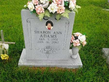 ADAMS, SHARON ANN - Fleming County, Kentucky | SHARON ANN ADAMS - Kentucky Gravestone Photos