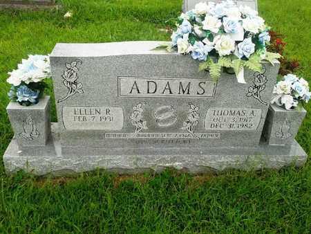ADAMS, THOMAS A - Fleming County, Kentucky | THOMAS A ADAMS - Kentucky Gravestone Photos