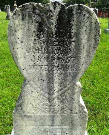 BARBER, ARMANDA - Fleming County, Kentucky | ARMANDA BARBER - Kentucky Gravestone Photos