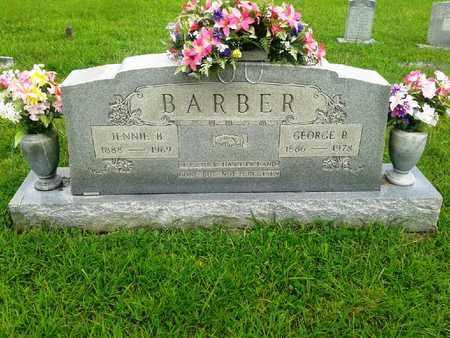 BARBER, GEORGE R - Fleming County, Kentucky   GEORGE R BARBER - Kentucky Gravestone Photos
