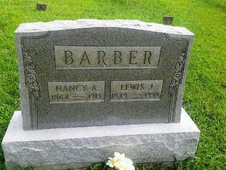 BARBER, NANCY A - Fleming County, Kentucky | NANCY A BARBER - Kentucky Gravestone Photos
