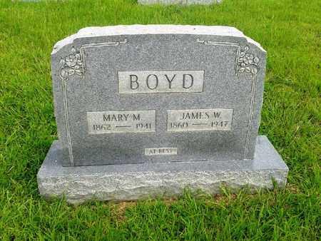 BOYD, MARY M - Fleming County, Kentucky | MARY M BOYD - Kentucky Gravestone Photos