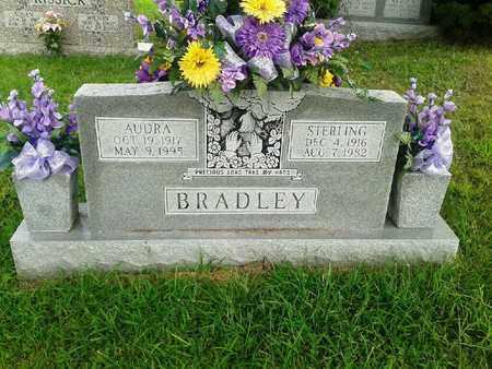 BRADLEY, STERLING - Fleming County, Kentucky | STERLING BRADLEY - Kentucky Gravestone Photos