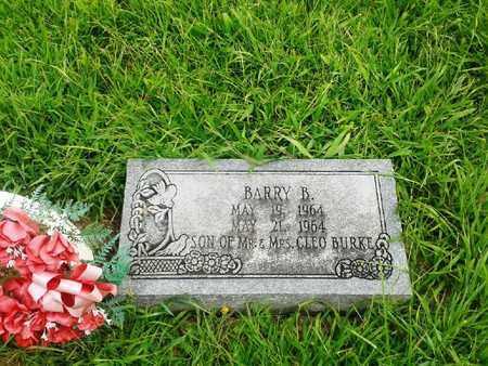 BURKE, BARRY B - Fleming County, Kentucky | BARRY B BURKE - Kentucky Gravestone Photos