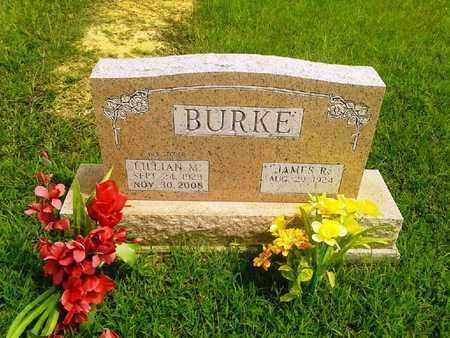 BURKE, LILLIAN M - Fleming County, Kentucky | LILLIAN M BURKE - Kentucky Gravestone Photos