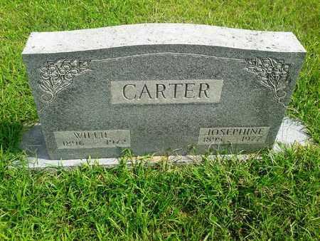 CARTER, WILLIE - Fleming County, Kentucky | WILLIE CARTER - Kentucky Gravestone Photos