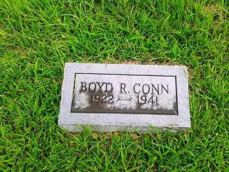 CONN, BOYD R - Fleming County, Kentucky | BOYD R CONN - Kentucky Gravestone Photos