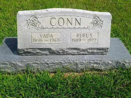 CONN, RUFUS - Fleming County, Kentucky | RUFUS CONN - Kentucky Gravestone Photos