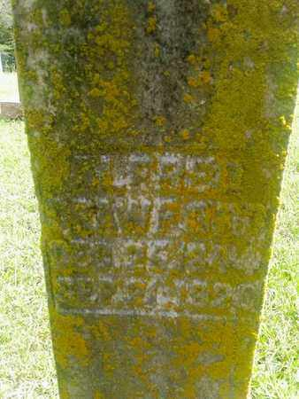 CRAWFORD, ALFRED - Fleming County, Kentucky | ALFRED CRAWFORD - Kentucky Gravestone Photos