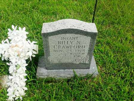 CRAWFORD, BILLY N - Fleming County, Kentucky | BILLY N CRAWFORD - Kentucky Gravestone Photos