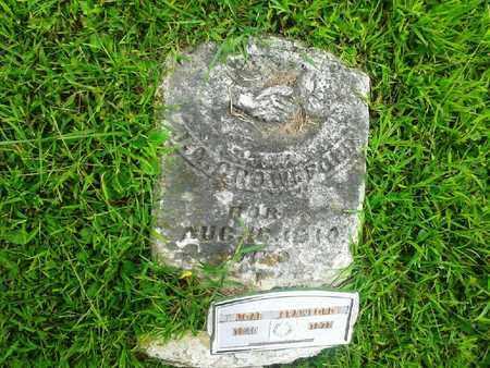 CRAWFORD, JOAB - Fleming County, Kentucky   JOAB CRAWFORD - Kentucky Gravestone Photos