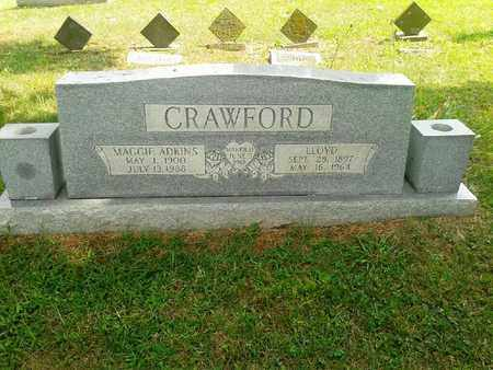 ADKINS CRAWFORD, MAGGIE - Fleming County, Kentucky | MAGGIE ADKINS CRAWFORD - Kentucky Gravestone Photos