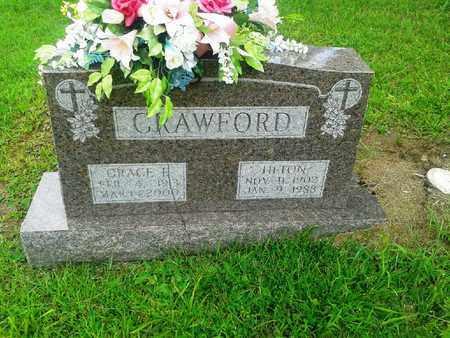 CRAWFORD, GRACE E - Fleming County, Kentucky   GRACE E CRAWFORD - Kentucky Gravestone Photos