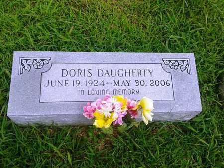 DAUGHERTY, DORIS - Fleming County, Kentucky   DORIS DAUGHERTY - Kentucky Gravestone Photos
