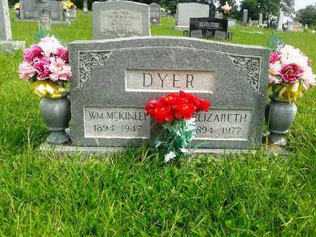 DYER, WILLIAM MCKINLEY - Fleming County, Kentucky | WILLIAM MCKINLEY DYER - Kentucky Gravestone Photos